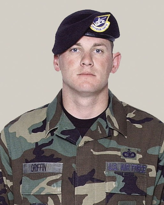 Staff Sgt. Travis Griffin, a Kirtland defender killed in action, is the hero of a new children's book written by Staff Sgt. Frank V. Aguilar, 9th Security Forces Squadron, Beale Air Force Base, California. The book memorializes Griffin and raises money for scholarships for Security Forces members and their families.