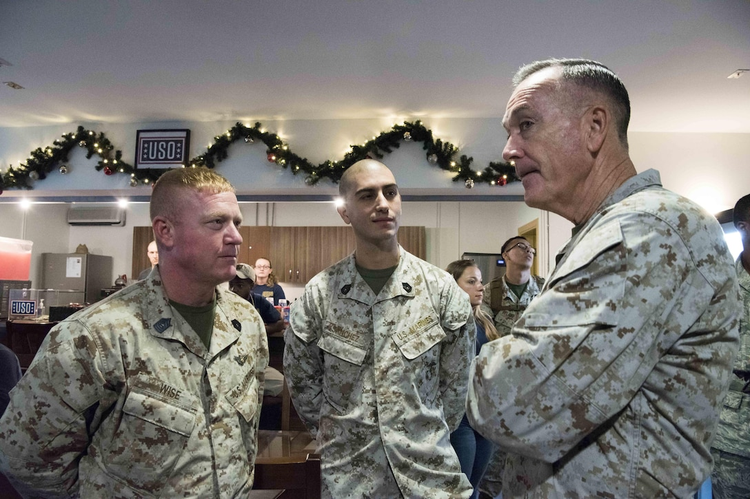 Travels With Dunford - Nov.. 2016: Dunford Visits Turkey