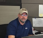 Gerry Rouse, an inventory management specialist at Defense Logistics Agency Aviation at Oklahoma City enjoys working side-by-side with Air Force service members to assist the warfighter. He enjoys Christian rock music and volunteers with veterans' groups. Courtesy Photo