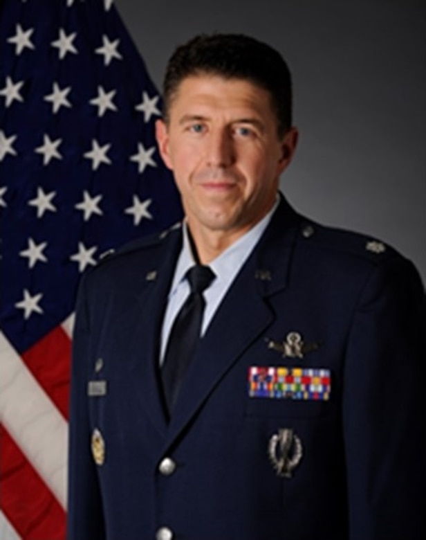 Lt. Col. Jason Burch, 50th Network Operations Group deputy commander (Courtesy photo)