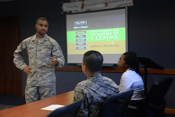 Developmental courses are taught by volunteers across JBSA who want to have a positive impact on the lives and careers of Airmen. The volunteer system not only empowers Airmen to bring their ideas forward and use their skills to teach others, but also encourages other Airmen to follow in their footsteps.