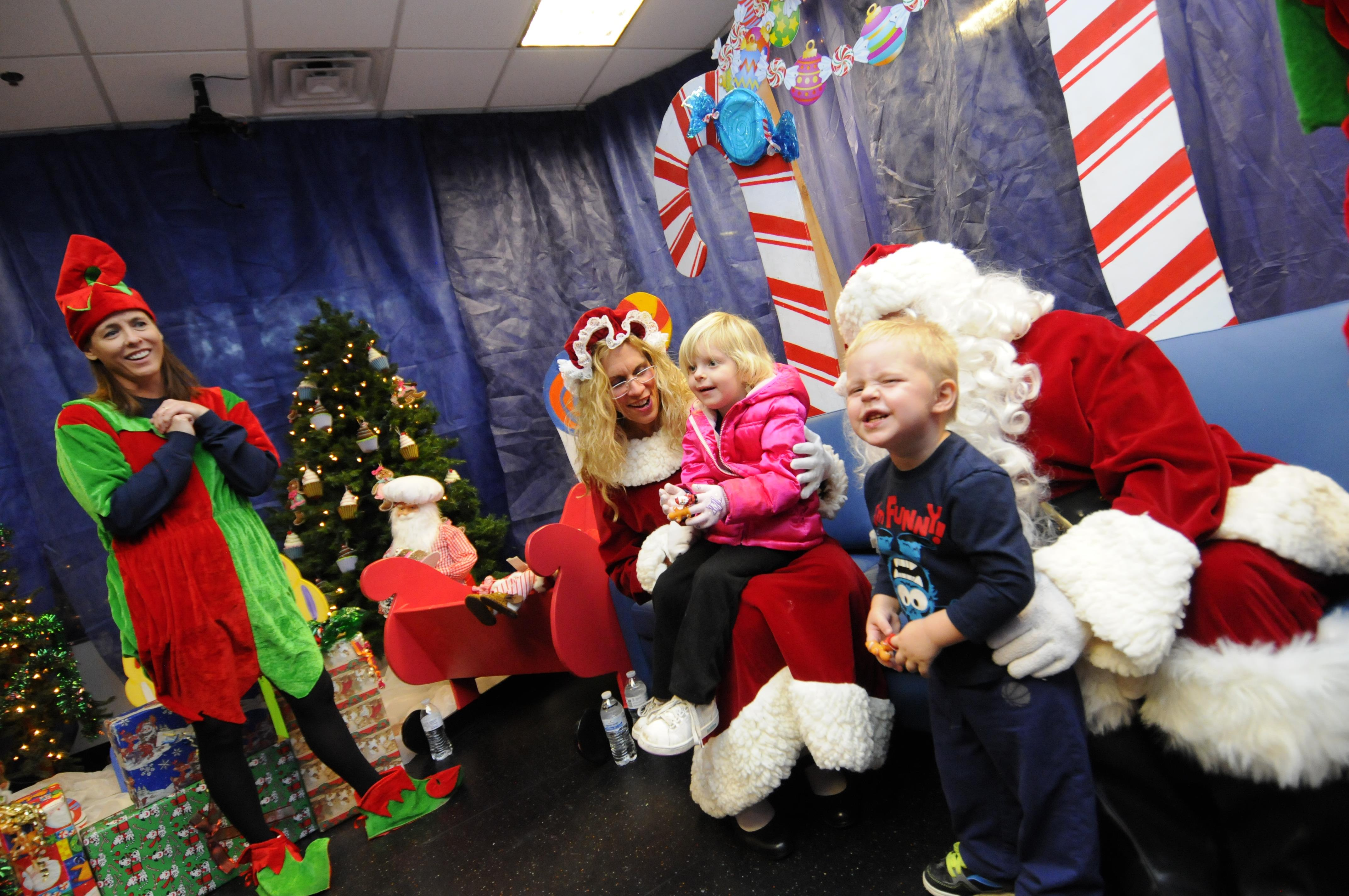 Festival Shares Holiday Cheer Schriever Air Force Base Article