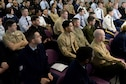 Service members from all branches attend the National Capital Region Joint Professional Development Seminar in Washington D.C. on Nov. 30, 2016. The seminar was held at the National Defense University on Ft. McNair and helps NCOs develop skills to prepare them for challenges they may face filling joint mission requirements. (U.S. Air Force photo/Tech. Sgt. Matt Davis)