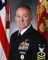 Command Master Chief, U.S. Marine Corps forces Command.