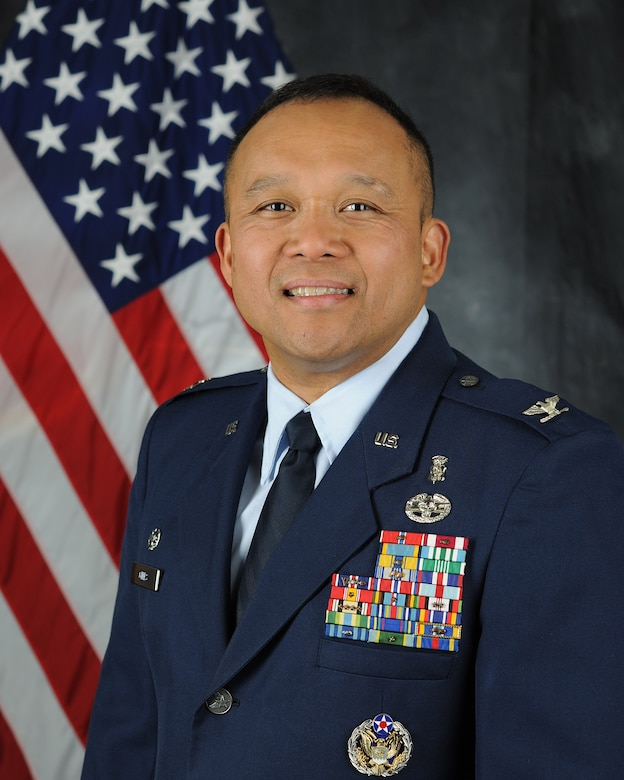 Though combat is thousands of miles away from Travis Air Force Base, California, Col. Erwin Gines, 60th Inpatient Squadron commander at David Grant USAF Medical Center, Fairfield, California frequently leans on the first truth, that humans are more important that hardware.