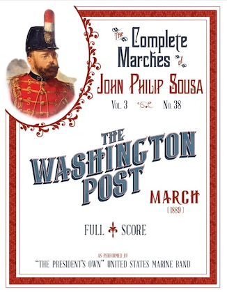 The Marine Band released The Complete Marches of John Philip Sousa Vol. 3 on Dec. 12, 2016.