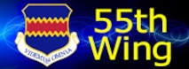 55th Wing button
