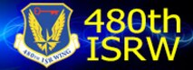 480th ISR Wing button