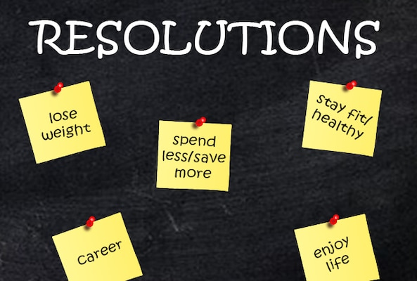 New Year's resolutions and how DLA can help you achieve your goals