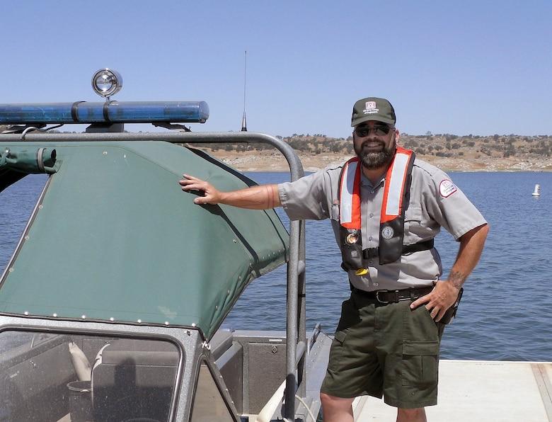Park Ranger Kenneth Myers