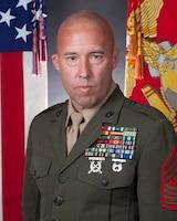 Inspector-Instructor Sergeant Major, Combat Logistics Regiment 4