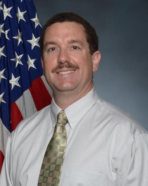Scott Edge, 525th Electronics Maintenance Squadron director. (U.S. Air Force photo)