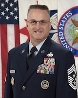 Chief Master Sergeant Harold L. Hutchison is the Command Senior Enlisted Leader for Headquarters, North American Aerospace Defense Command and United States Northern Command, Peterson Air Force Base, Colorado.
