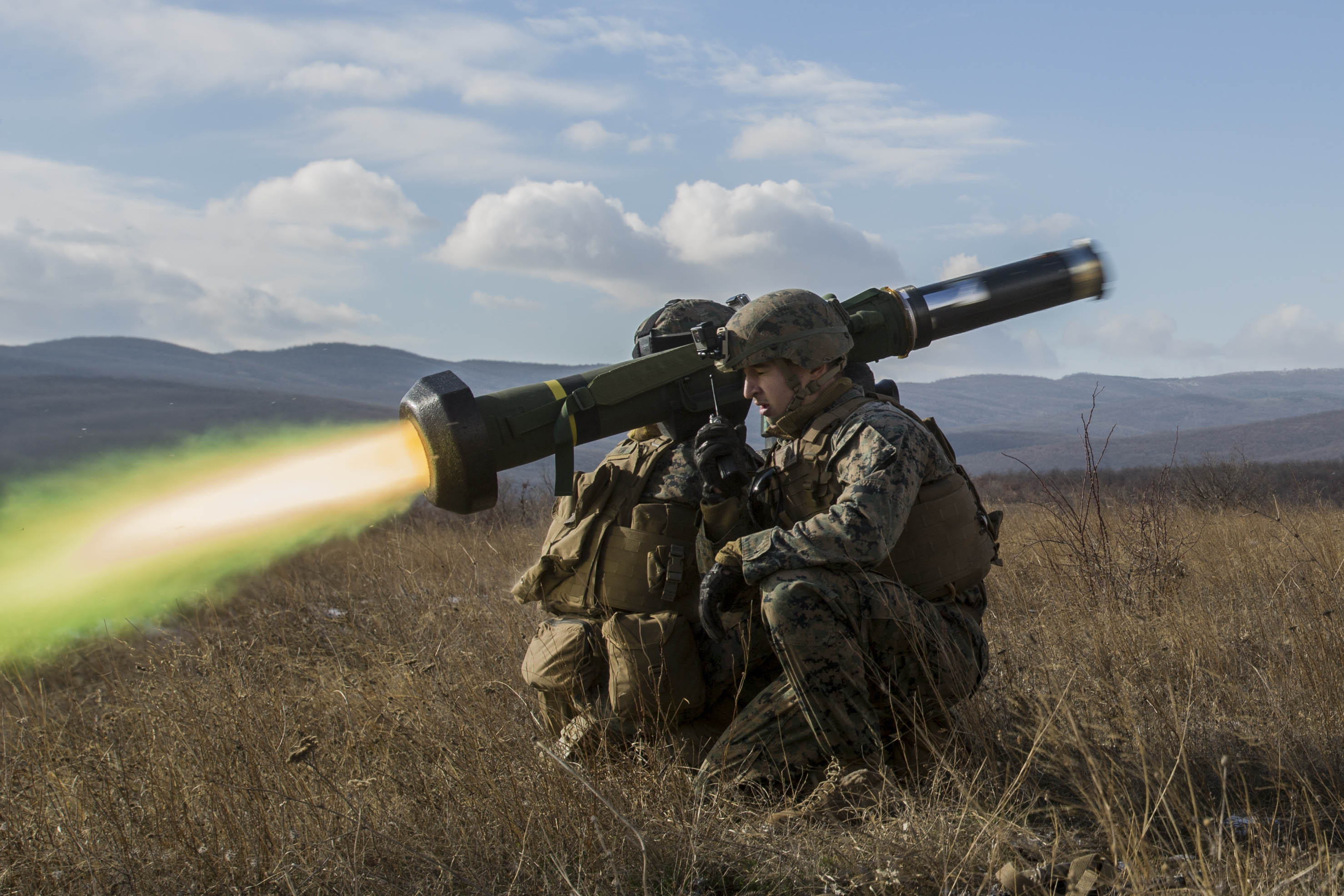 Ukraine: USA liefern Anti-Panzer-Raketen an Armee – SPIEGEL ONLINE