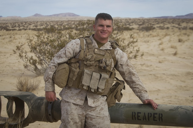 "What I've Learned: Lance Cpl. Aaron ""Wilbo"" Williams ..."
