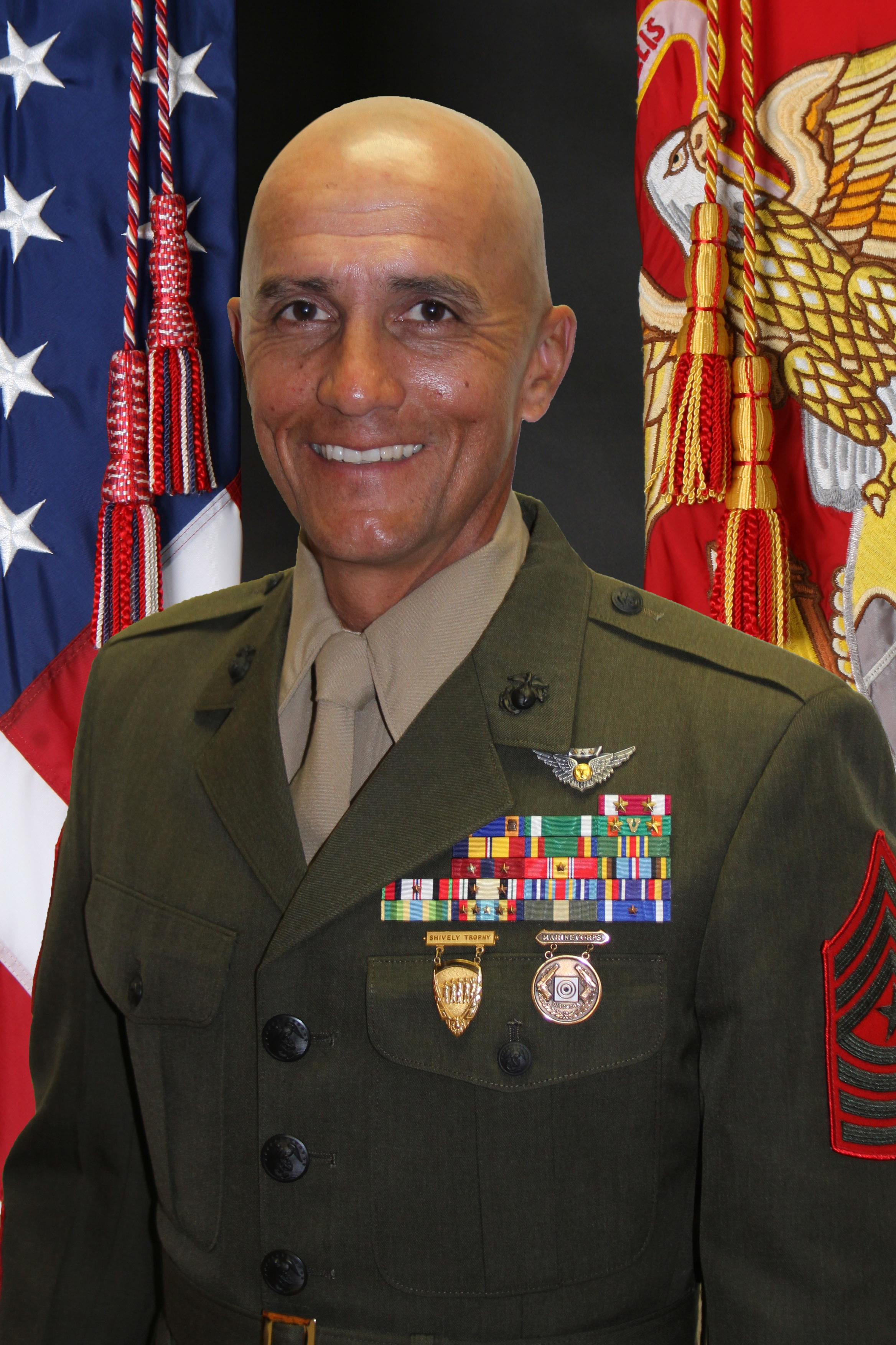 sergeant major  recruiting station san diego  u0026gt  marine