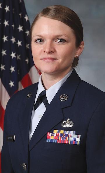 Tech. Sgt. Cassandra Nutter, 377th Comptroller Squadron