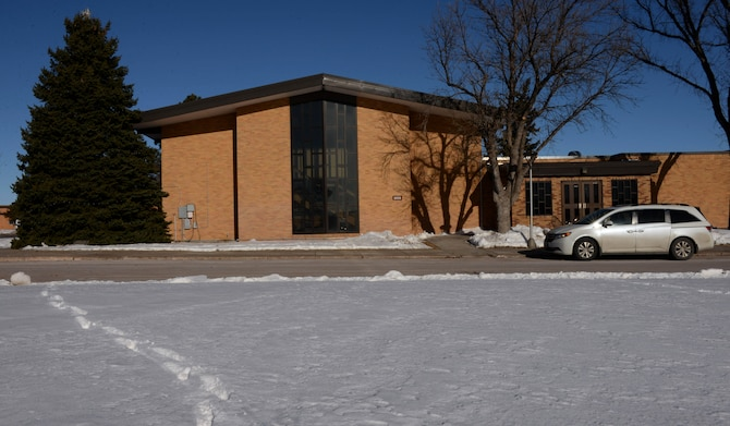 The Freedom Chapel on Ellsworth Air Force Base, S.D., will be conducting Protestant services during the holiday season Dec. 24, 2016. The Protestant candlelight and communion service is scheduled for 5:30 p.m. at the Freedom Chapel on Christmas Eve. There will be no Protestant service on Christmas Day, Dec. 25, 2016. (U.S. Air Force photo by Airman 1st Class Denise M. Jenson)