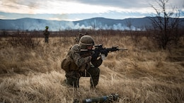 U.S. Marines completed Exercise Platinum Lion 17.1, conducting multiple training operations alongside eight partner nations from the Black Sea and Caucasus regions in Novo Selo Training Area, Bulgaria, 12 Dec. to 21 Dec., 2016, to improve interoperability and tactical strength amongst NATO partners.