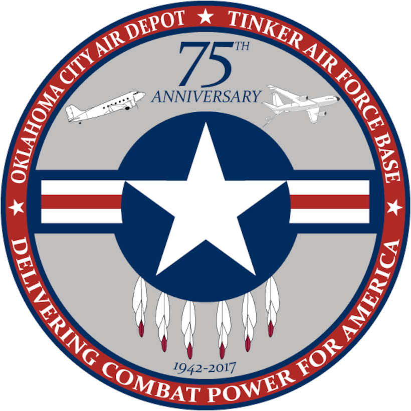 Tinker AFB 75th Anniversary