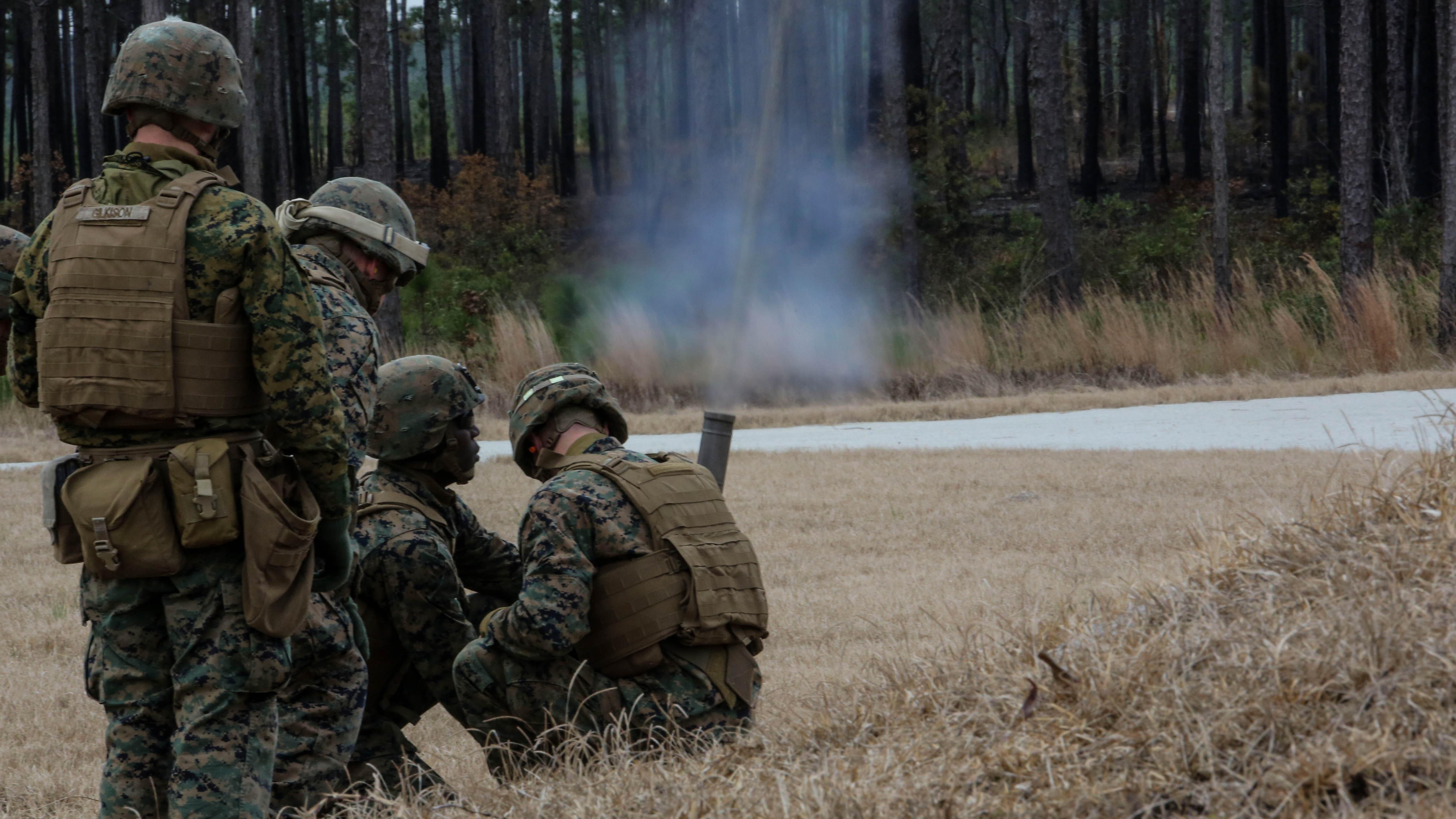 'America's Battalion' develops infantry fundamentals > The ...