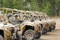 Paratroopers check out their MRZR4 Light Tactical All-Terrain Vehicles before driving them through a familiarization course on Fort Bragg, N.C., Jan. 21, 2016. Army photo by Sgt. Juan F. Jimenez