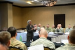 Leaders from National Guard and AFRICOM discuss State Partnership Program