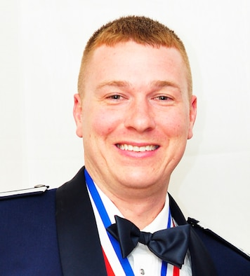 Capt. Greg Elliott, 2015 Company Grade Officer of the Year