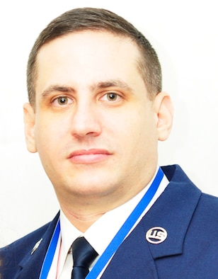 Master Sgt. Russell DelMedico, 2015 Senior Noncommissioned Officer of the Year