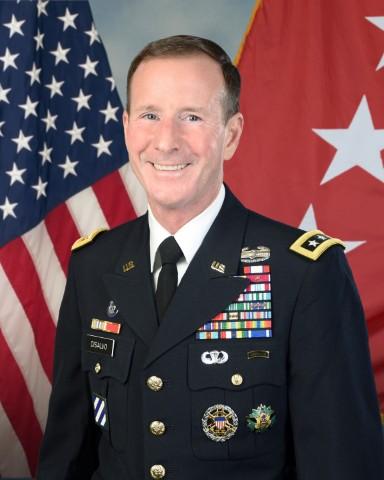 lieutenant general joseph p disalvo joint task force bravo display