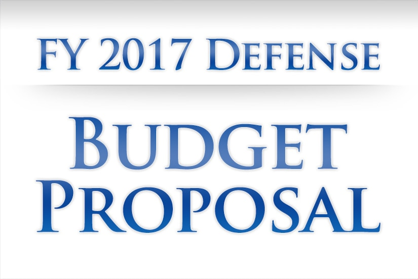 Five evolving challenges drive the Defense Department's planning for its $582.7 billion fiscal year 2017 budget request, including Russian aggression in Europe, the rise of China in the Asia Pacific, North Korea, Iran, and the ongoing fight against terrorism, especially the Islamic State of Iraq and the Levant.