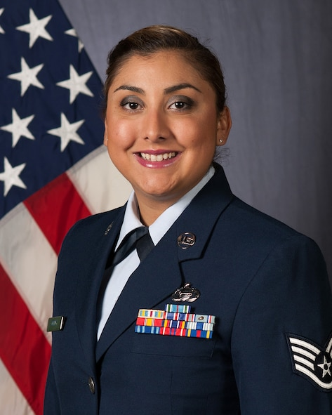 Staff Sgt. Megan Cerney, 614th Air Operations Center space analyst, was recognized as the 2015 Air Force Space Command unit safety representative of the year.