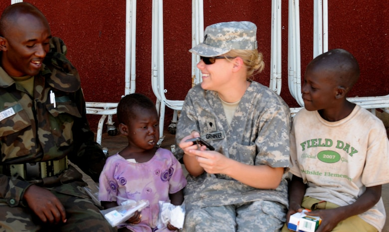 Army Reserve Soldiers Provide Medical Care to Thousands of Ugandans