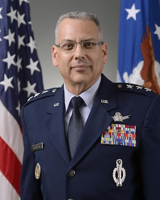 Official Air Force Image: LTGEN Jack Weinstein Bio