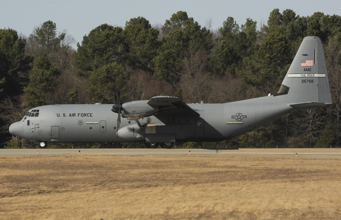 The 913 Airlift Group is transitioning from the C-130H to C-130J. The C-130J is the latest addition to the C-130 fleet and incorporates state-of-the-art technology, which reduces manpower requirements, lowers operating and support costs, and provides life-cycle cost savings over earlier C-130 models. Compared to older C-130s, the J model climbs faster and higher, flies farther at a higher cruise speed, and takes off and lands in a shorter distance. The C-130J-30 is a stretch version, adding 15 feet to the fuselage, increasing usable space in the cargo compartment. (U.S. Air Force photo by Senior Airman Scott Poe)