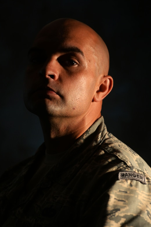 Staff Sgt. Robert Keefe, 736th Security Forces Squadron NCO in charge of training, graduated from the U.S. Army's Ranger School Oct. 16, 2015. Keefe was the 266th Airman to persevere through the rigorous 61-day course. (U.S. Air Force photo/Senior Airman Joshua Smoot)