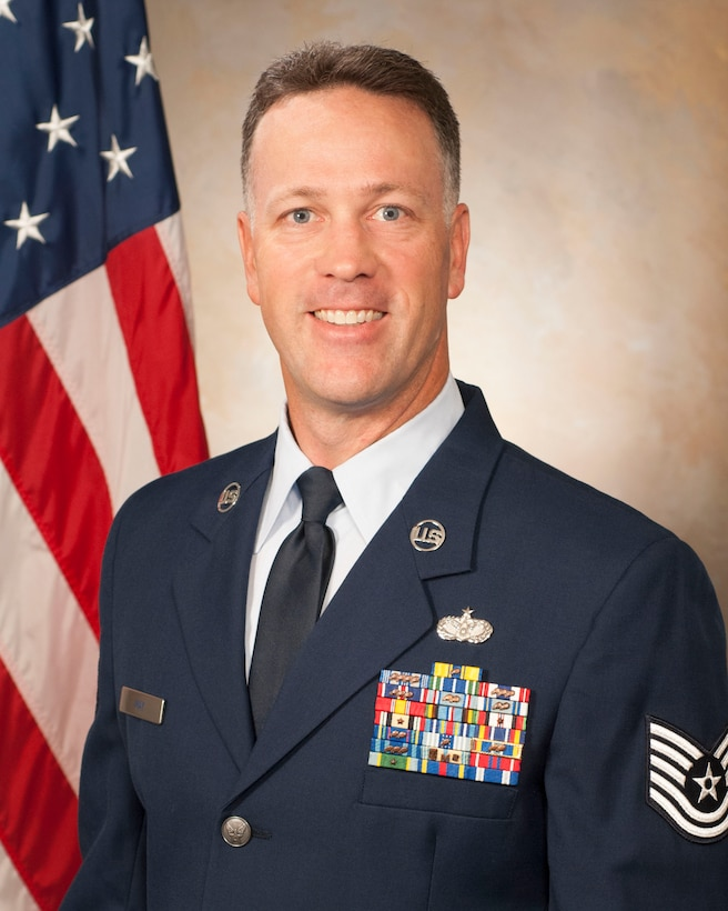 Tech. Sgt. Christopher May  146AW nominee for Non-Commissioned Officer of the Year