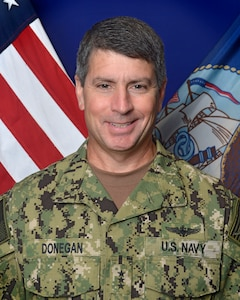 Vice Adm. Kevin M. Donegan