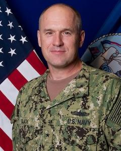 Rear Admiral Eugene H. Black