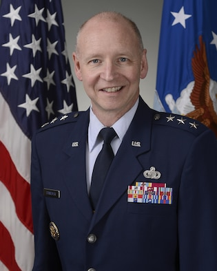 Official Air Force Image: LtGen John Bansemer Bio Photo