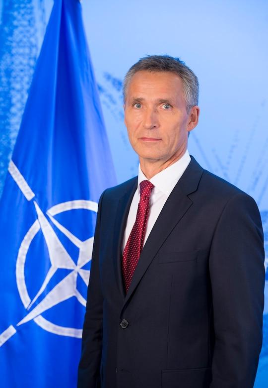 NATO Secretary General Jens Stoltenberg. NATO photo
