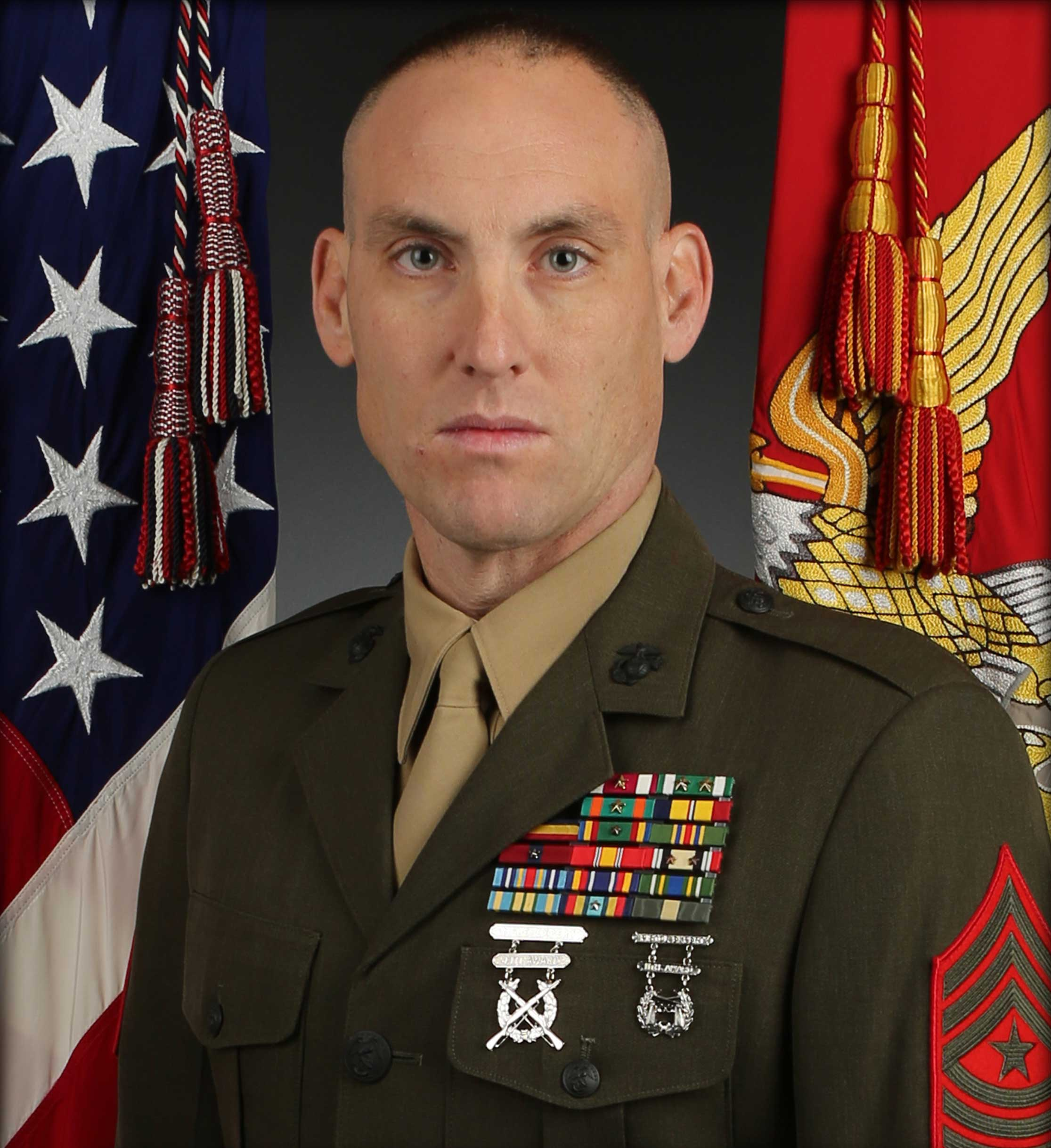 Sergeant Major Michael P. Baehr > 3rd Marine Aircraft Wing ...