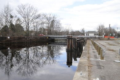 Deep Creek Bridge in Chesapeake, Virginia, which spans the Dismal Swamp Canal, is identified in the USACE work plan and president's FY 17 budget to receive $22 million in federal money to go towards replacing the 80 year-old structure.