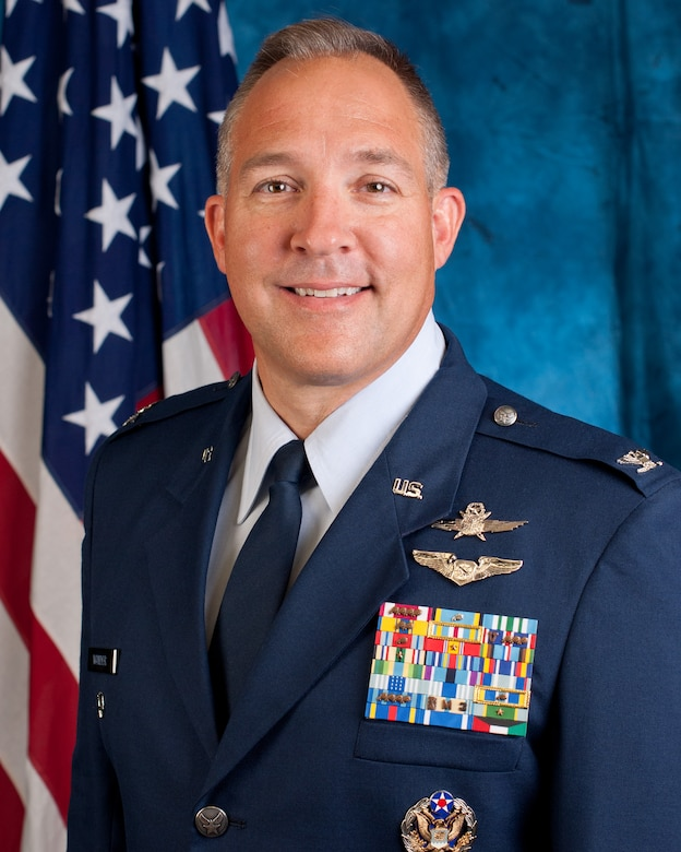 Col. Arthur P. Wunder, 102nd Intelligence Wing Office of Transformation
