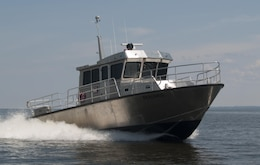 The U.S. Army Corps of Engineers' Marine Design Center managed construction of the Survey Vessel BEAUVAIS. The vessel was delivered to the USACE New Orleans District in November of 2015.