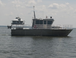 The U.S. Army Corps of Engineers Marine Design Center managed the construction of the Survey Vessel BEAUVAIS. The vessel was delivered to the USACE New Orleans District in November of 2015.