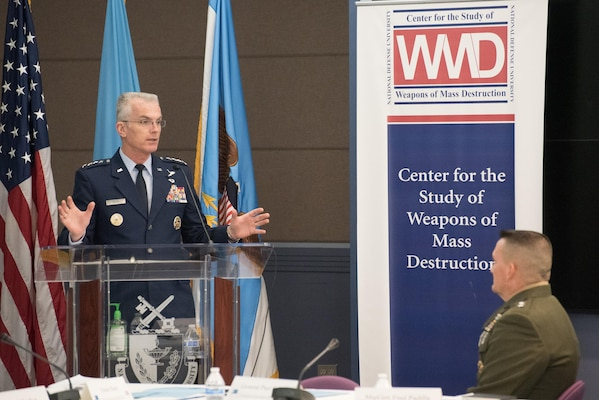"CSWMD Hosts ""Countering Russia"" Workshop"