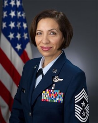 Chief Master Sgt. Erika Kelly has been selected as the new Command Chief for Air Force Reserve Command, replacing Chief Cameron Kirksey as the command's senior enlisted non-commissioned officer.  Kelly is currently the command chief for the 349th Air Mobility Wing, Travis Air Force Base, California.