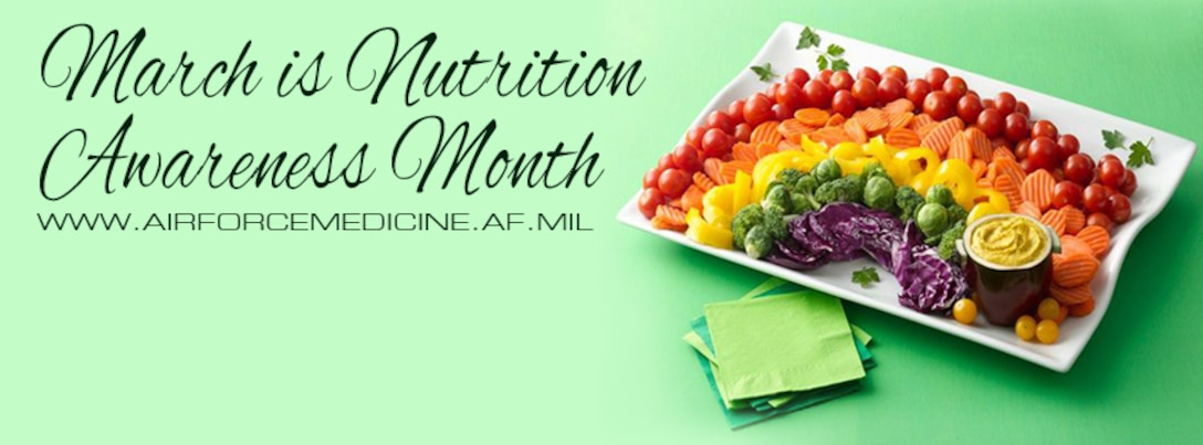 Nutrition Awareness Month FB Banner