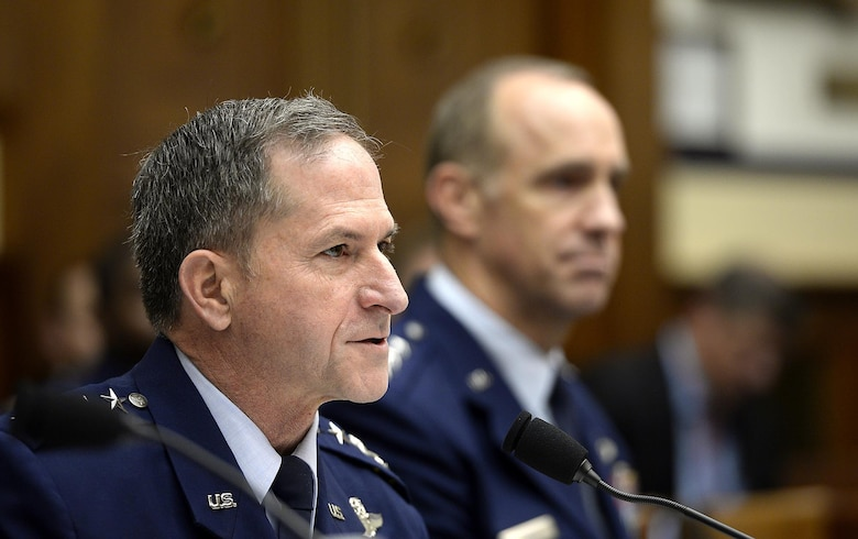 More robust US airpower needed, AF leaders tell lawmakers ...